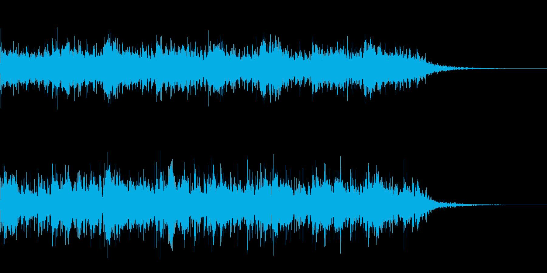 ゲーム、ドキュメンタリー映像等-02の再生済みの波形