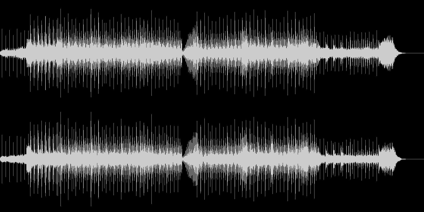 ベル/明るいアップテンポな曲 製品紹介の未再生の波形
