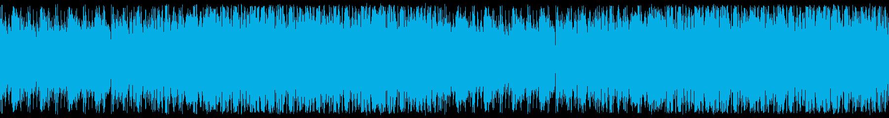 爽やか農園系の曲<loop仕様> 【R…の再生済みの波形