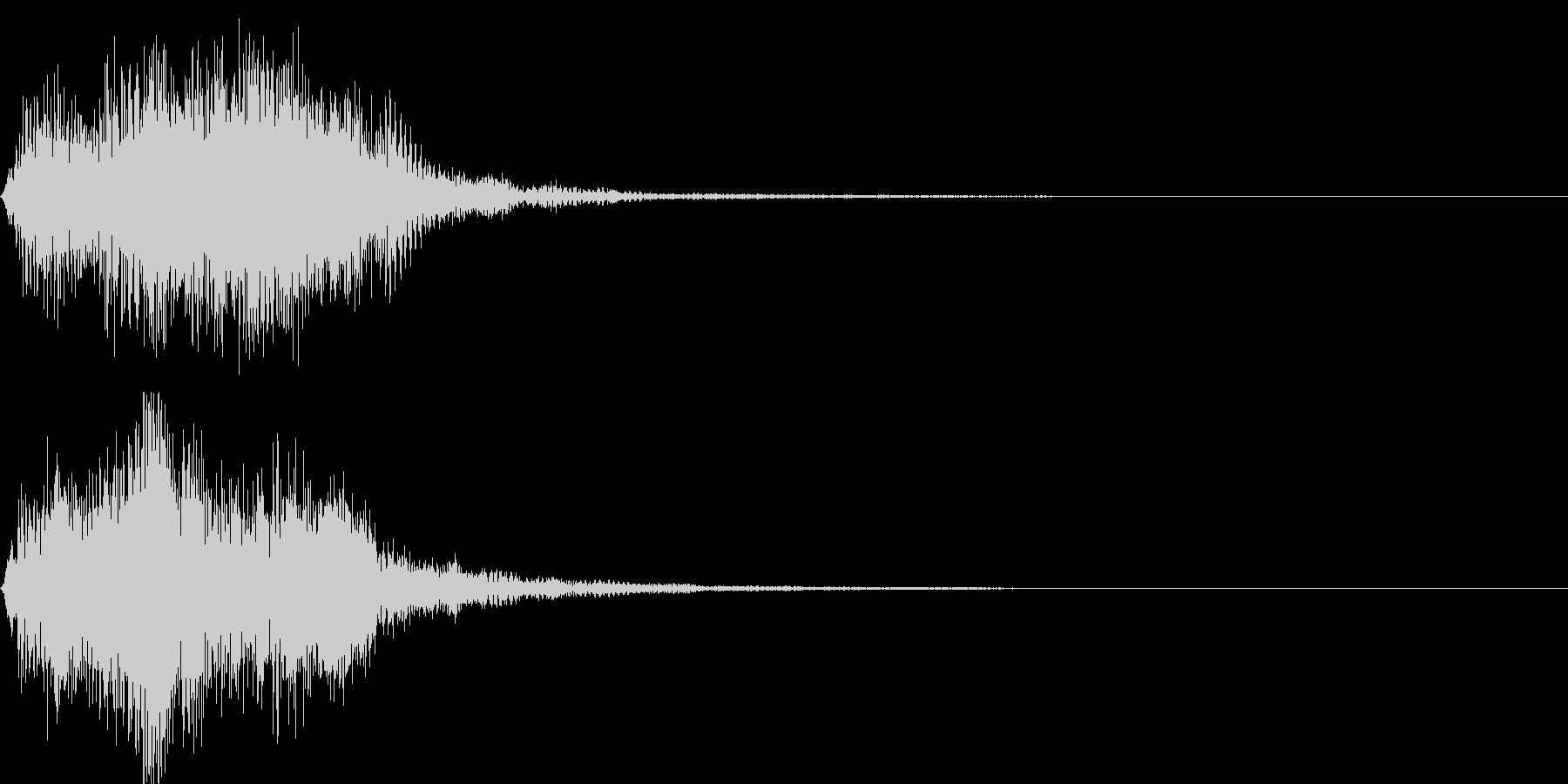ストリングフレーズ01の未再生の波形