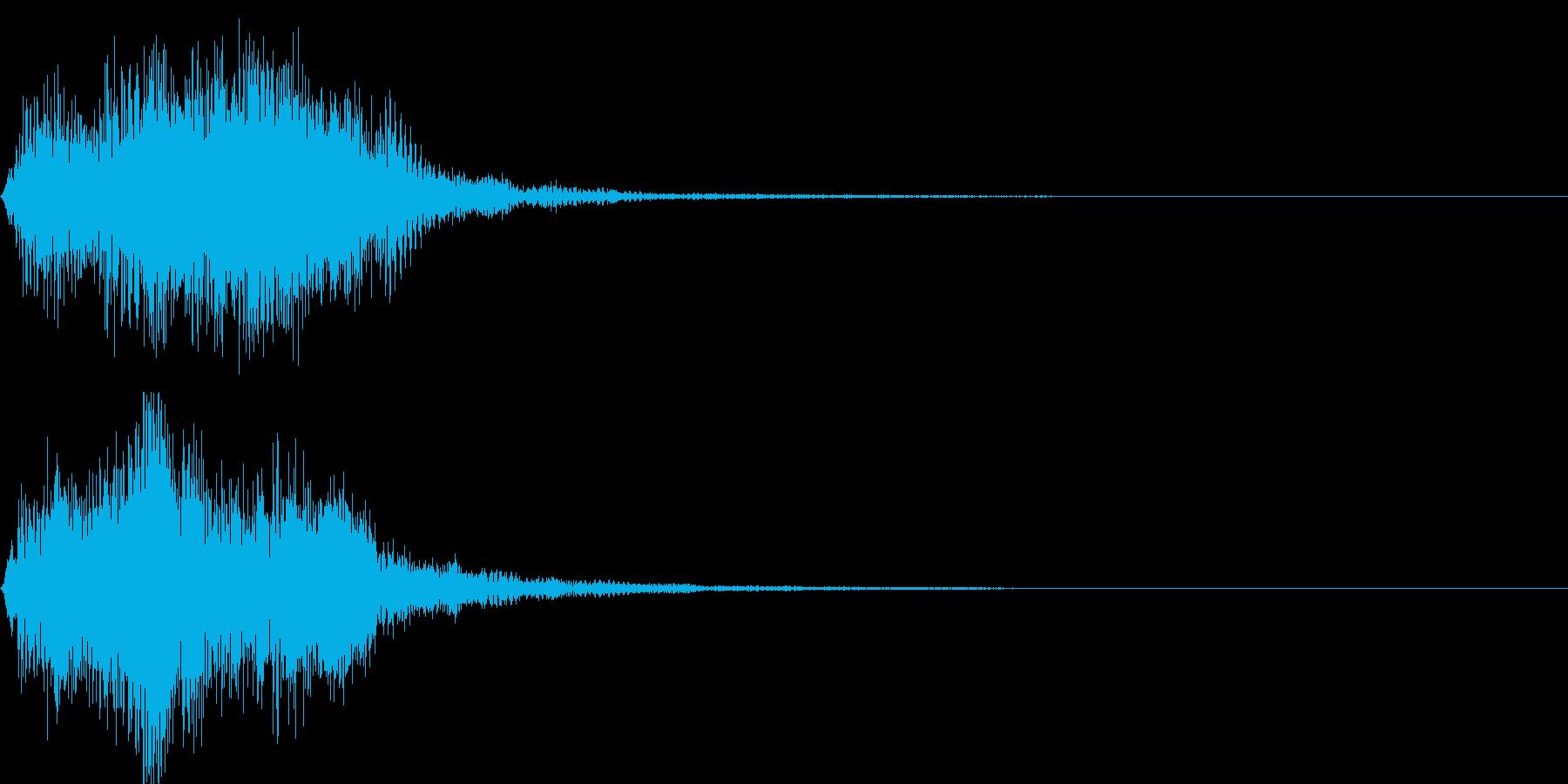 ストリングフレーズ01の再生済みの波形