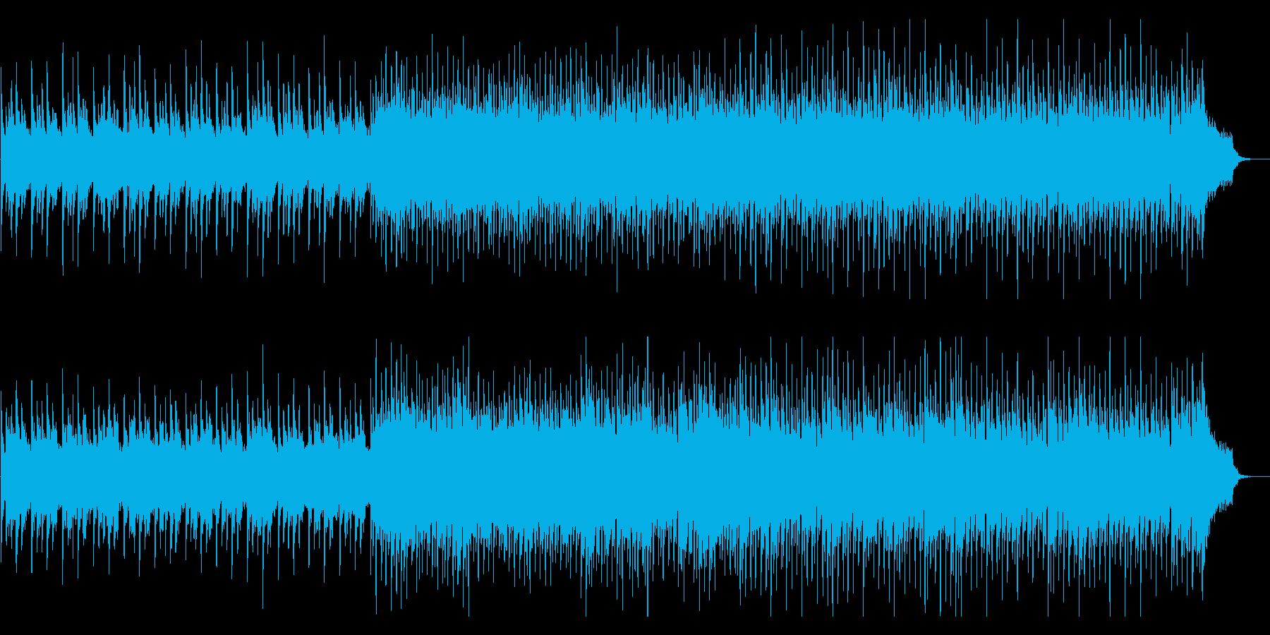 静かなきよしこの夜カラオケですの再生済みの波形