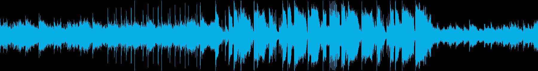【ループ仕様】ピアノメロディが印象的の再生済みの波形