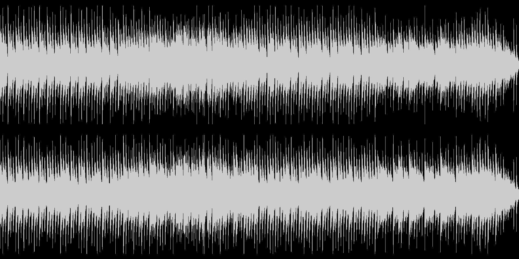 ループ/ワルツ/かわいい/賑やか/仕掛けの未再生の波形