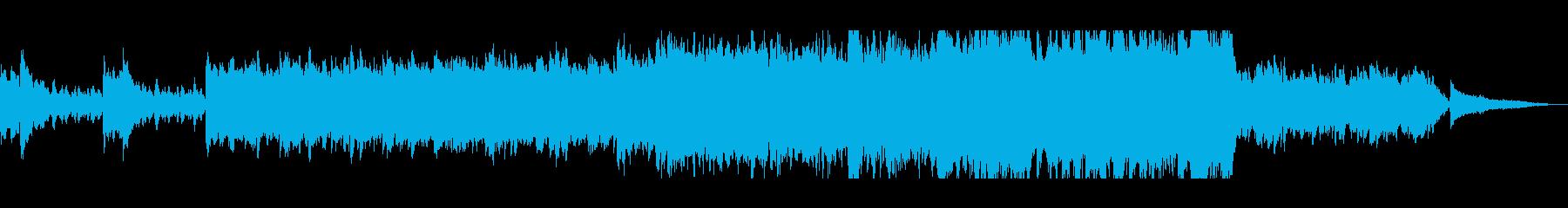明るく爽やかな管楽器ピアノサウンドの再生済みの波形