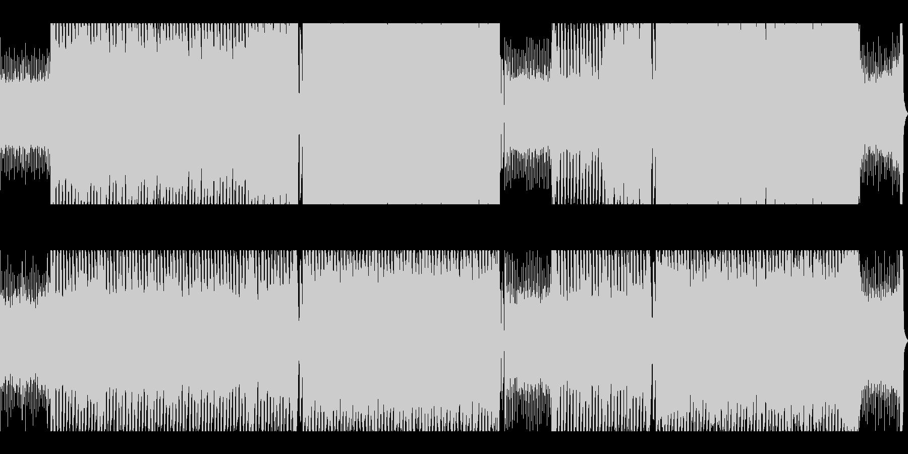 ドライブにぴったり!:ギターポップロックの未再生の波形