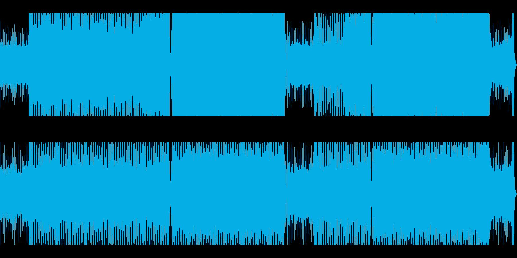 ドライブにぴったり!:ギターポップロックの再生済みの波形
