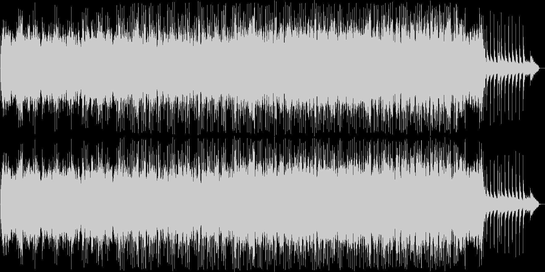 和風なシンセ・お琴サウンドの未再生の波形