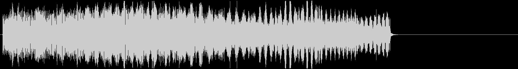 ギュイィィィ...(レーザー、チャージ)の未再生の波形