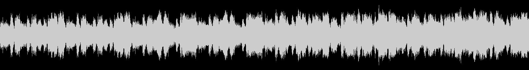 コミカル オーケストラ風 ループの未再生の波形