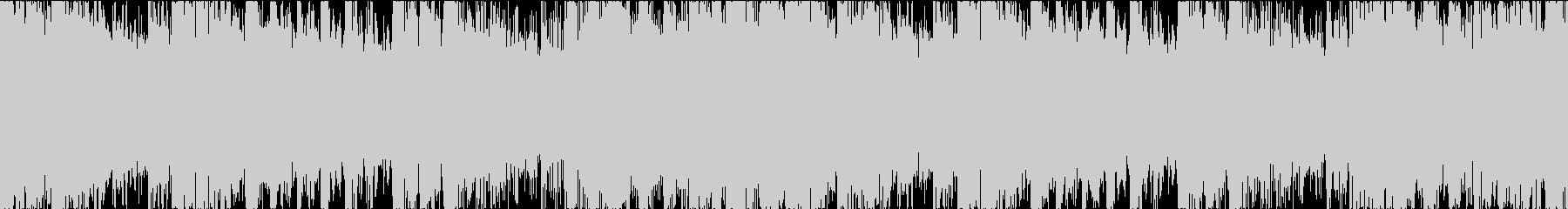 BGM09 琴Ⅱ 16秒ループの未再生の波形