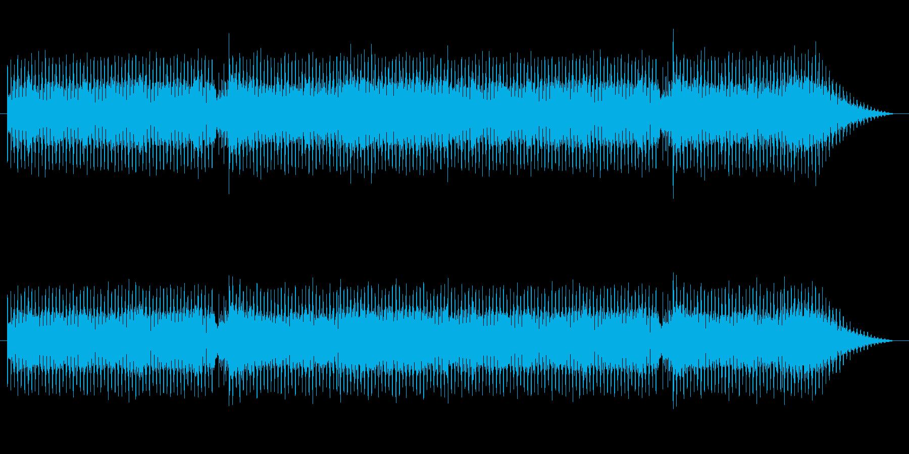 ショートBGM:トランス・メカニカルの再生済みの波形