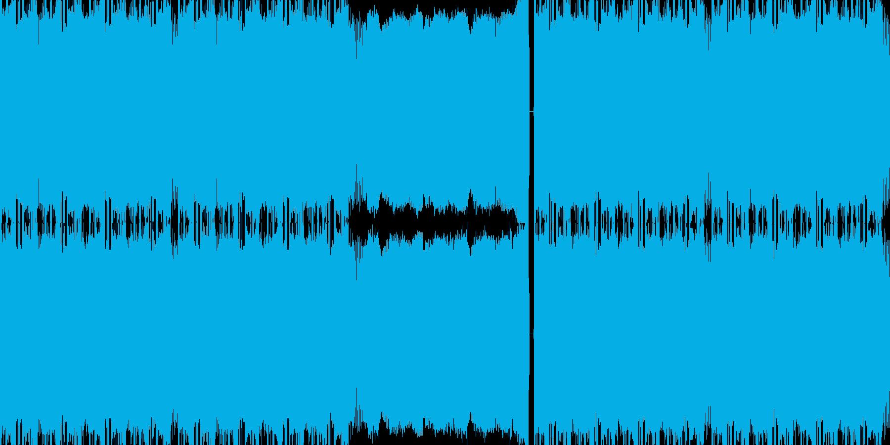 【★クラブサウンドノリノリブロステップ】の再生済みの波形