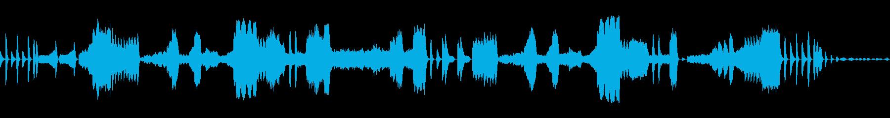 「BGMの宝庫2」-劇的コリオランよりの再生済みの波形