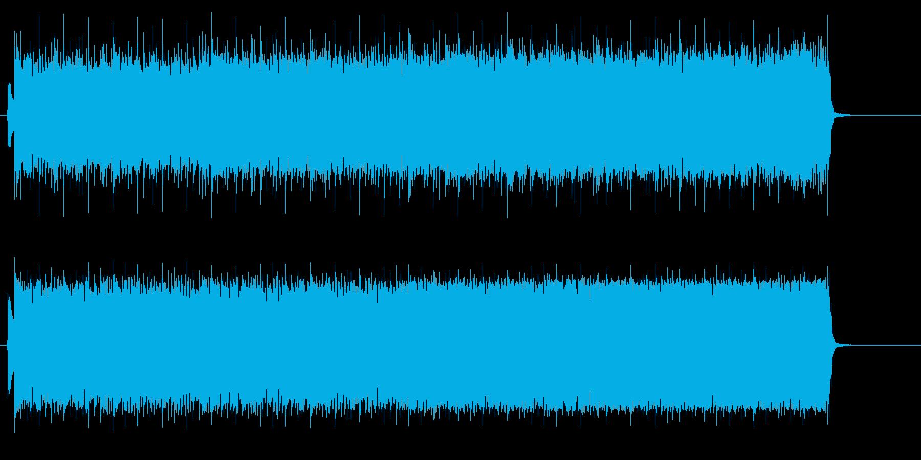 オープニング 元気 PR いきいきの再生済みの波形