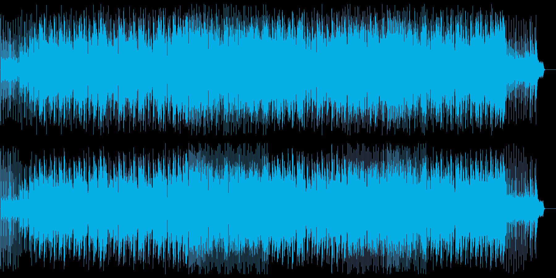 のんびり ほのぼの リラックス メルヘンの再生済みの波形