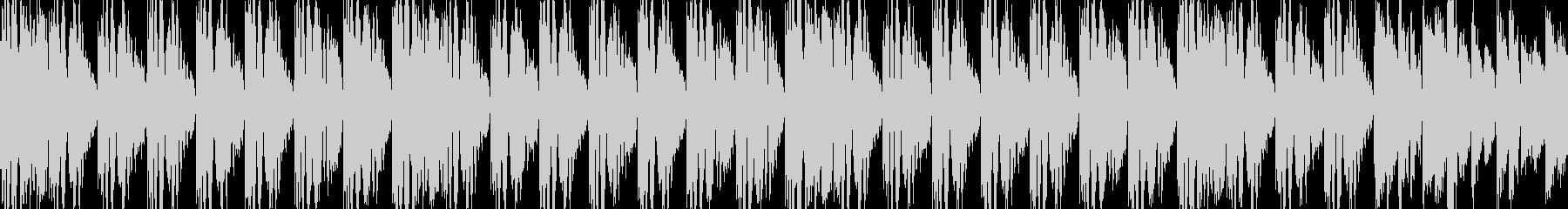 EDM ループの未再生の波形