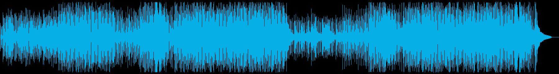 わくわくほのぼのリコーダーアンサンブルの再生済みの波形