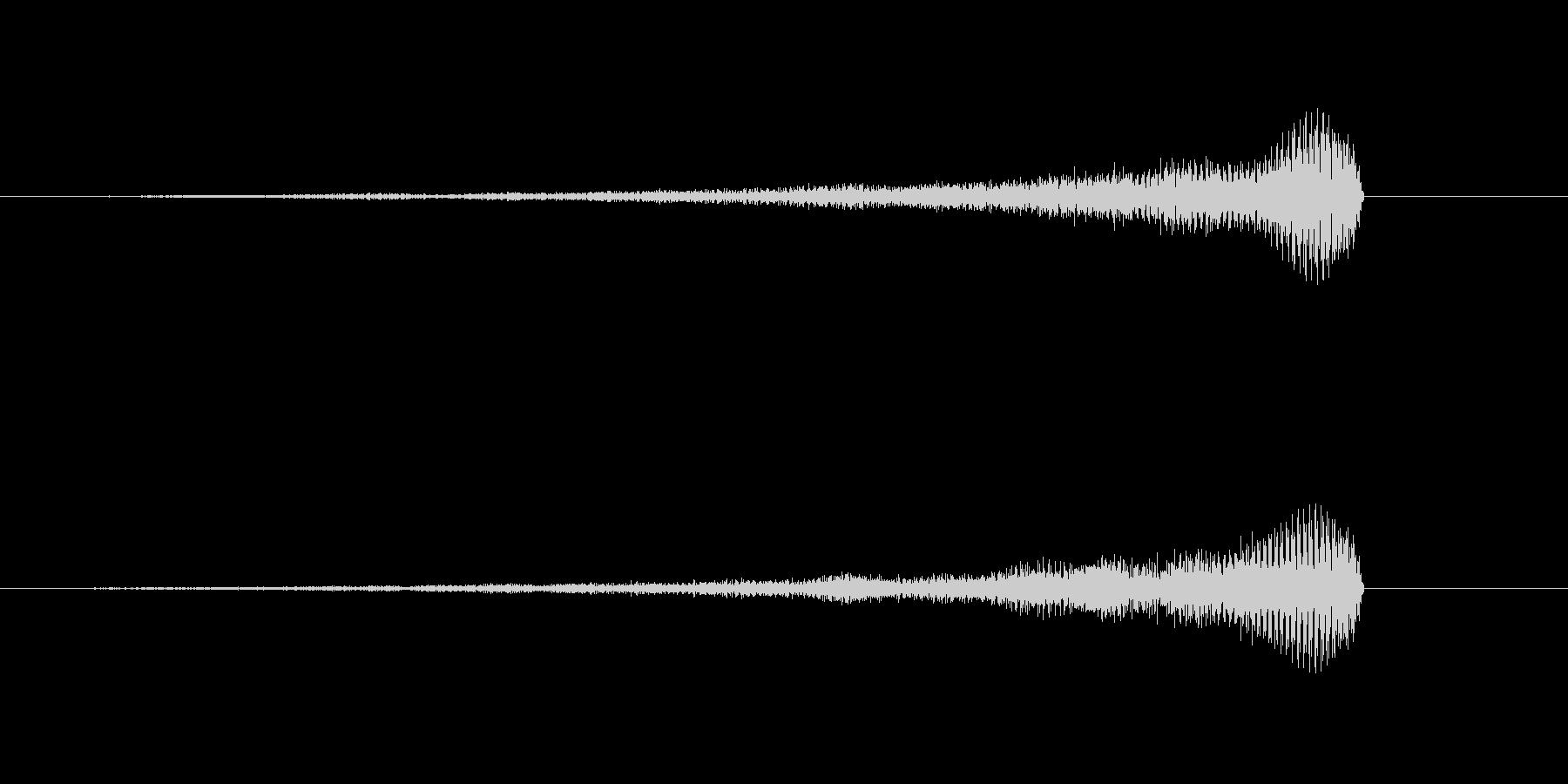 【サイバー06-5】の未再生の波形