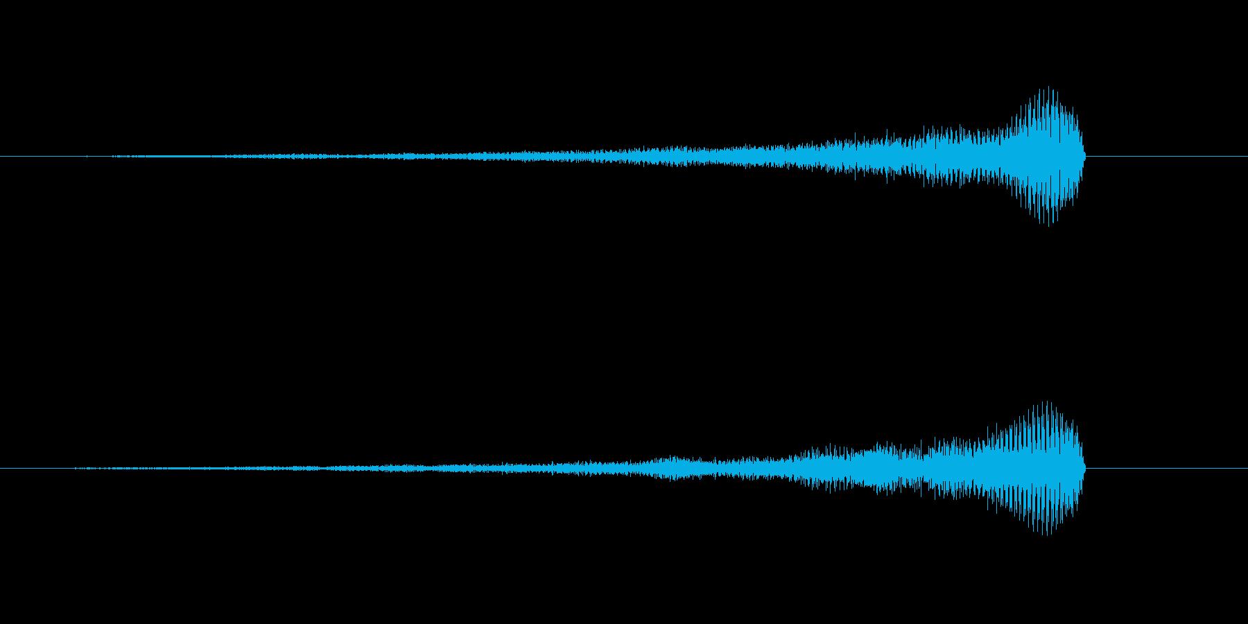 【サイバー06-5】の再生済みの波形