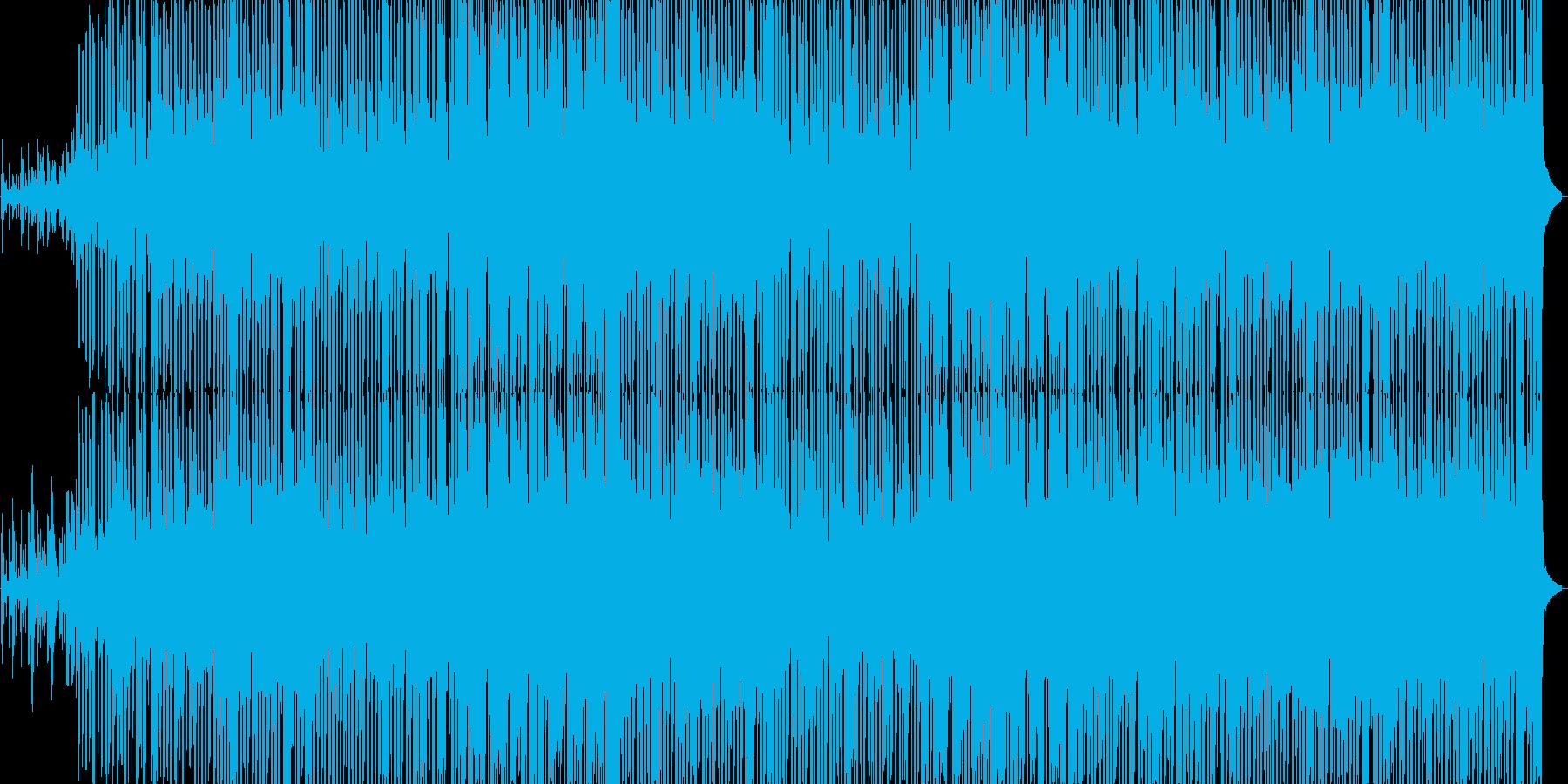 BAD END シンセ 暗いヒップホップの再生済みの波形