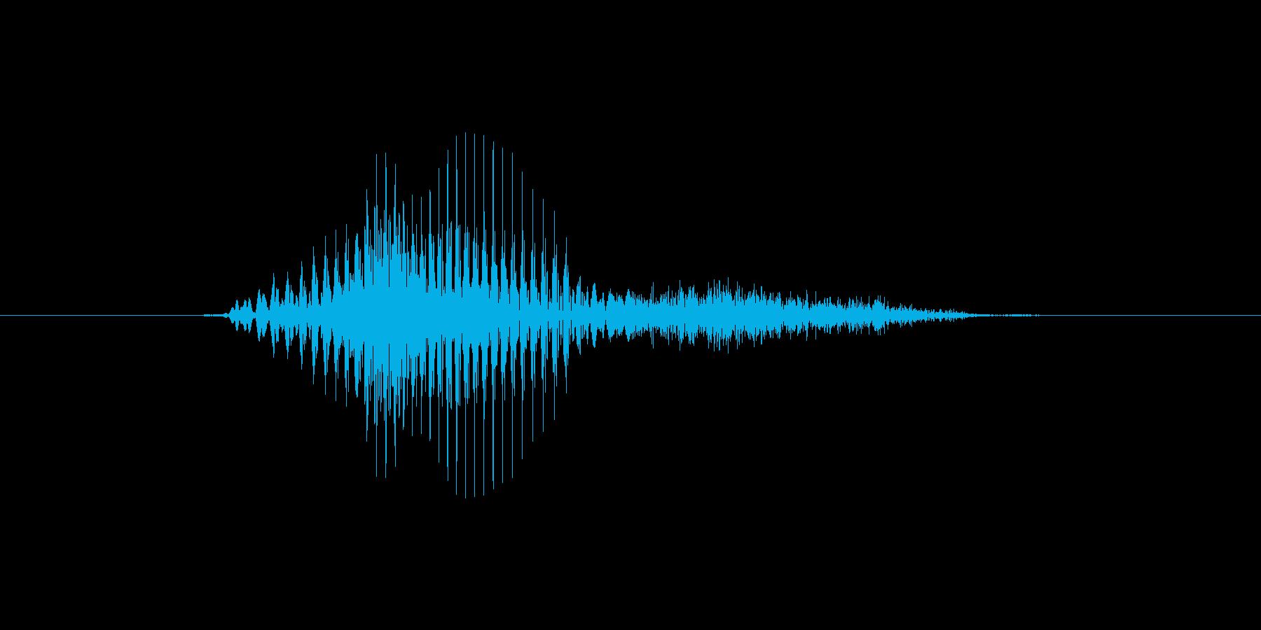 Yes {発音:イエス いえす 意味…の再生済みの波形