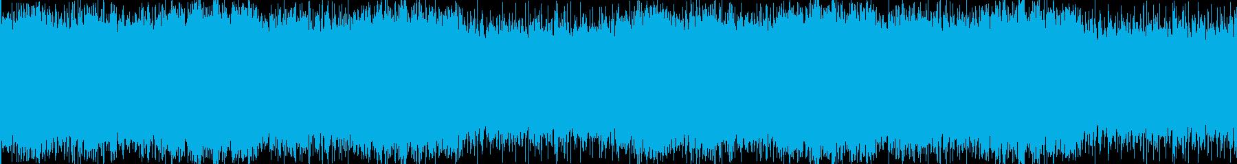 ロック_デジタル_切ない_4の再生済みの波形