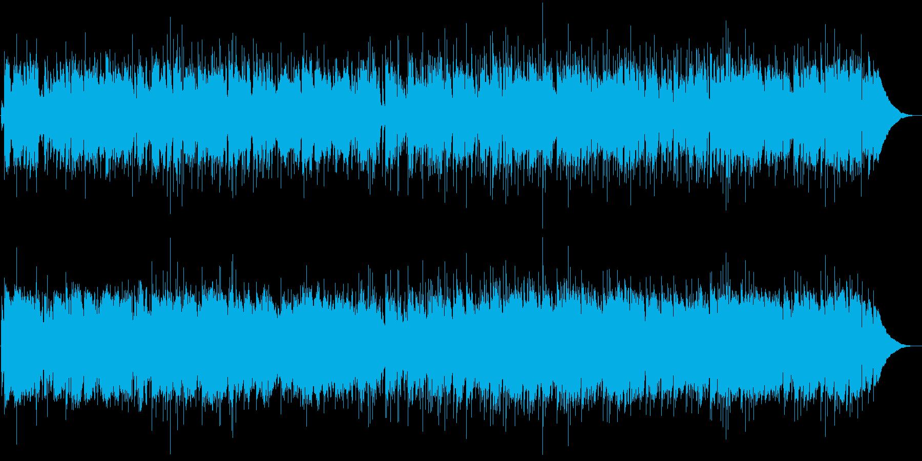 ケンタッキーの我が家 (guitar)の再生済みの波形