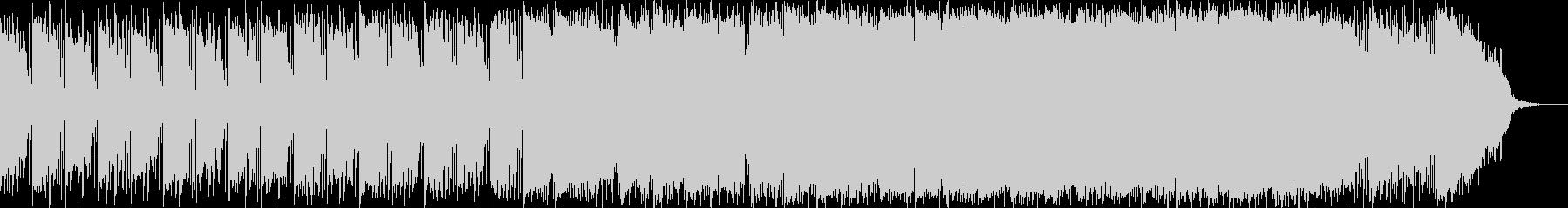 ピアノメインの映画音楽用バラードの未再生の波形