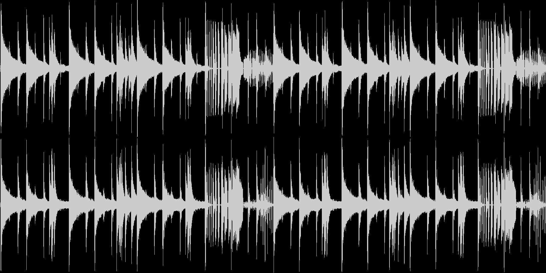 【ロマンチック/ジャズ/エレクトロニカ】の未再生の波形