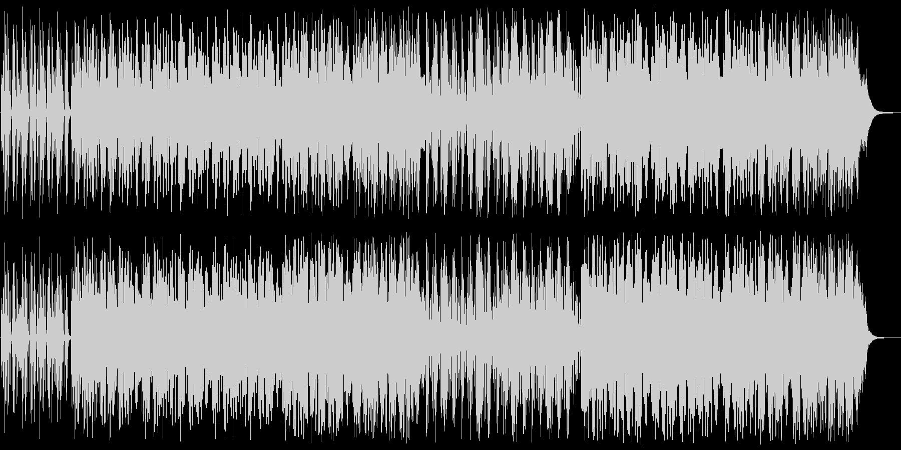 爽やかで映像に合う感動系ピアノハウスの未再生の波形