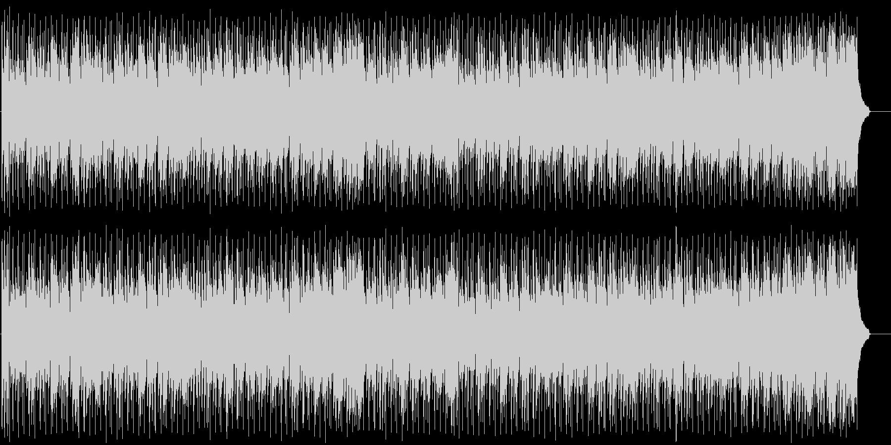 夢に向かう前向きポップ(フルサイズ)の未再生の波形