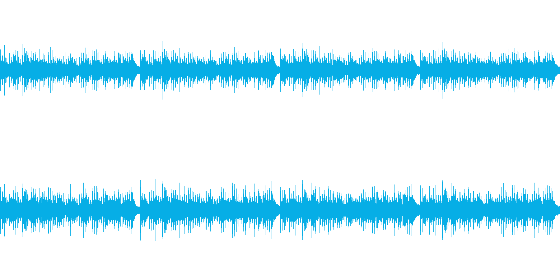 【ループ可】和楽器を使った和風ジングルの再生済みの波形