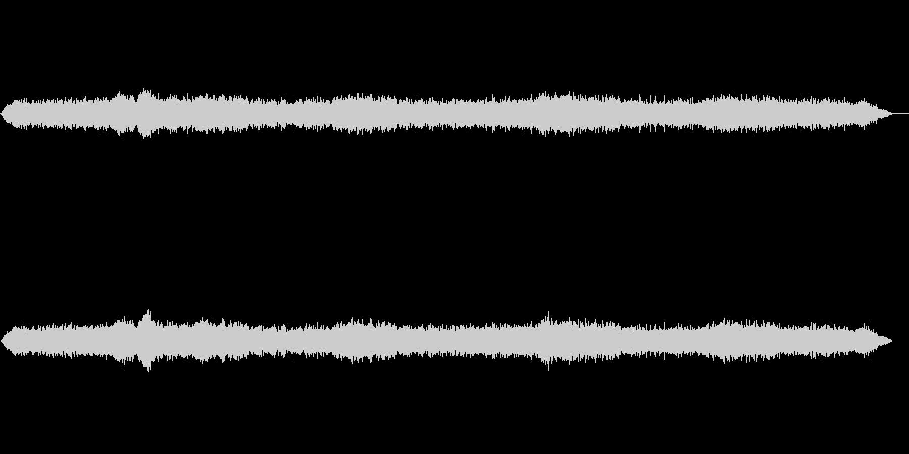 【雑踏 街頭02-1】の未再生の波形