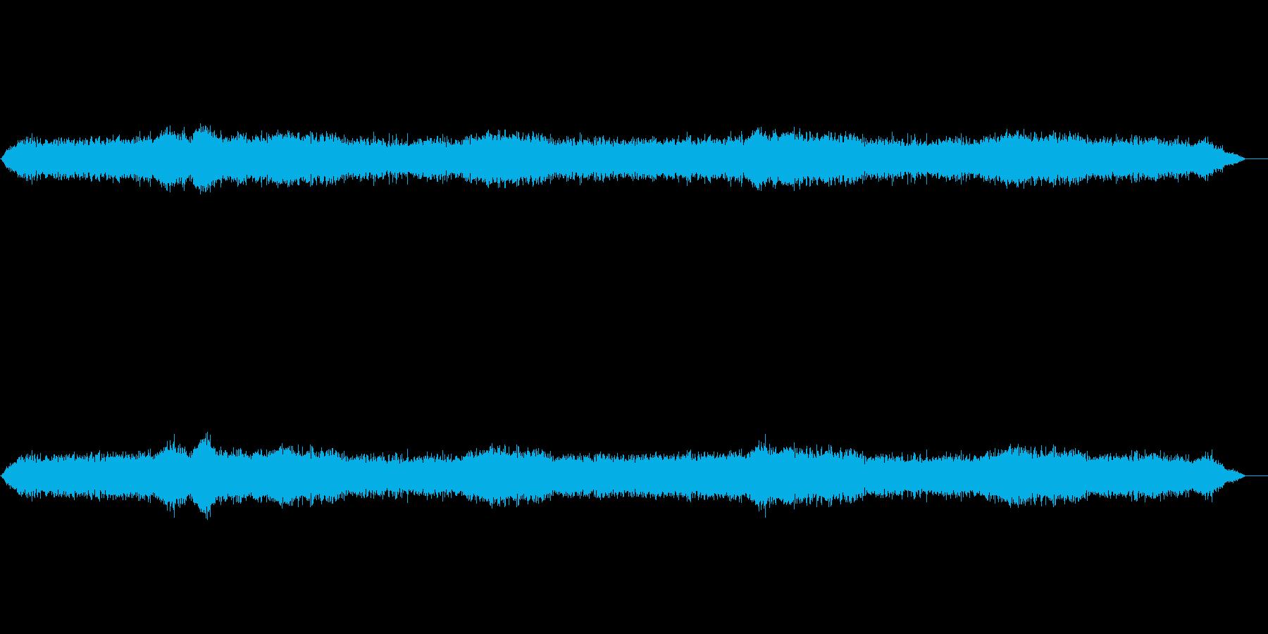 【雑踏 街頭02-1】の再生済みの波形
