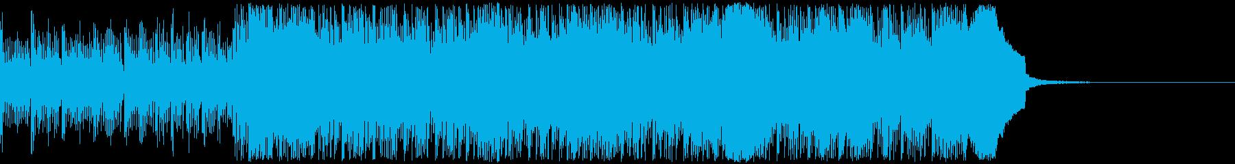 研究室で化学実験的なBGM_BGM003の再生済みの波形