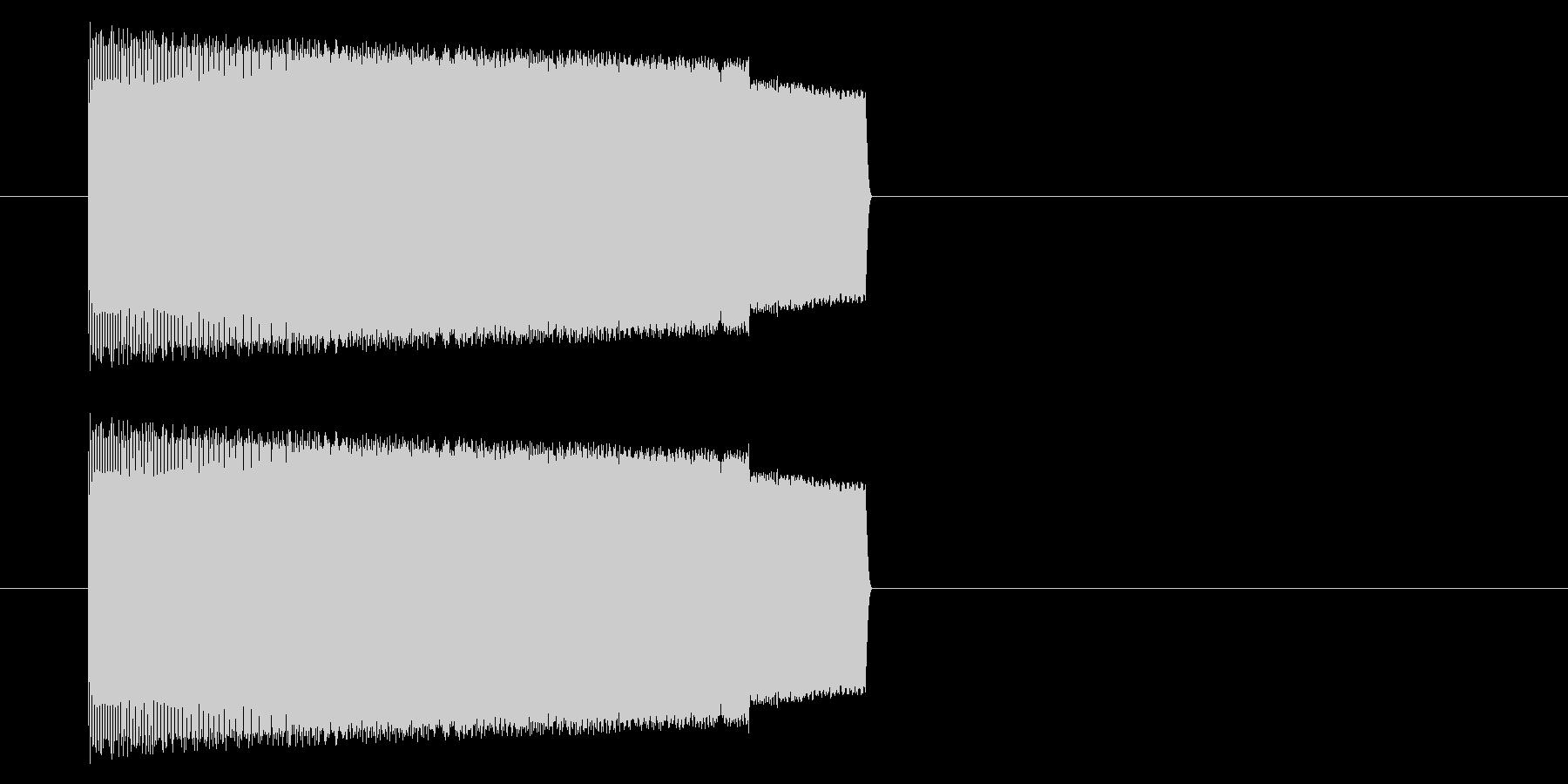 【NES RPG02-05(ワープ)】の未再生の波形