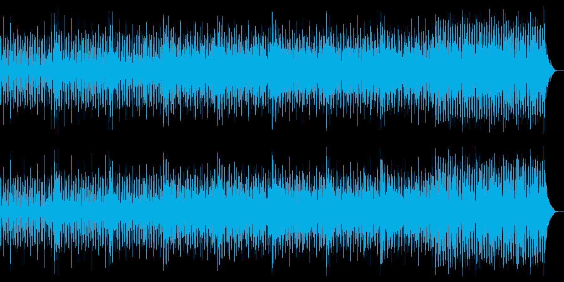 科学のテレビ番組 宇宙的 クイズ番組の再生済みの波形