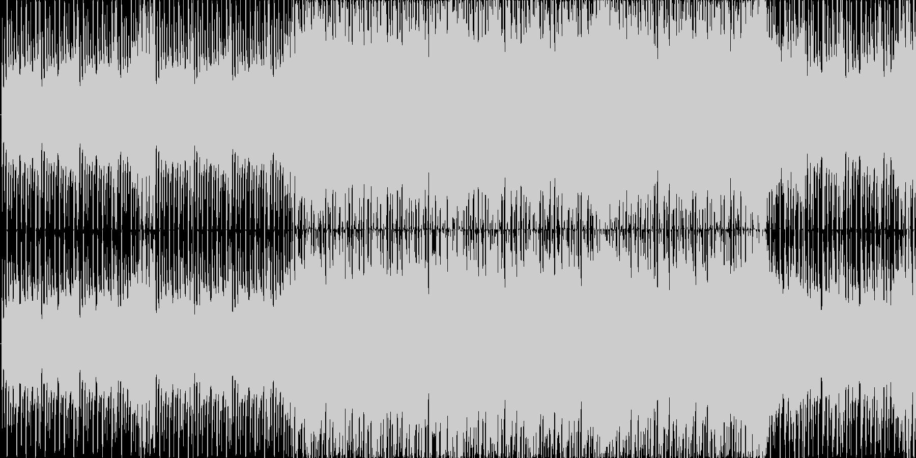 勝利のアクティブで爽やかBGM_LOOPの未再生の波形