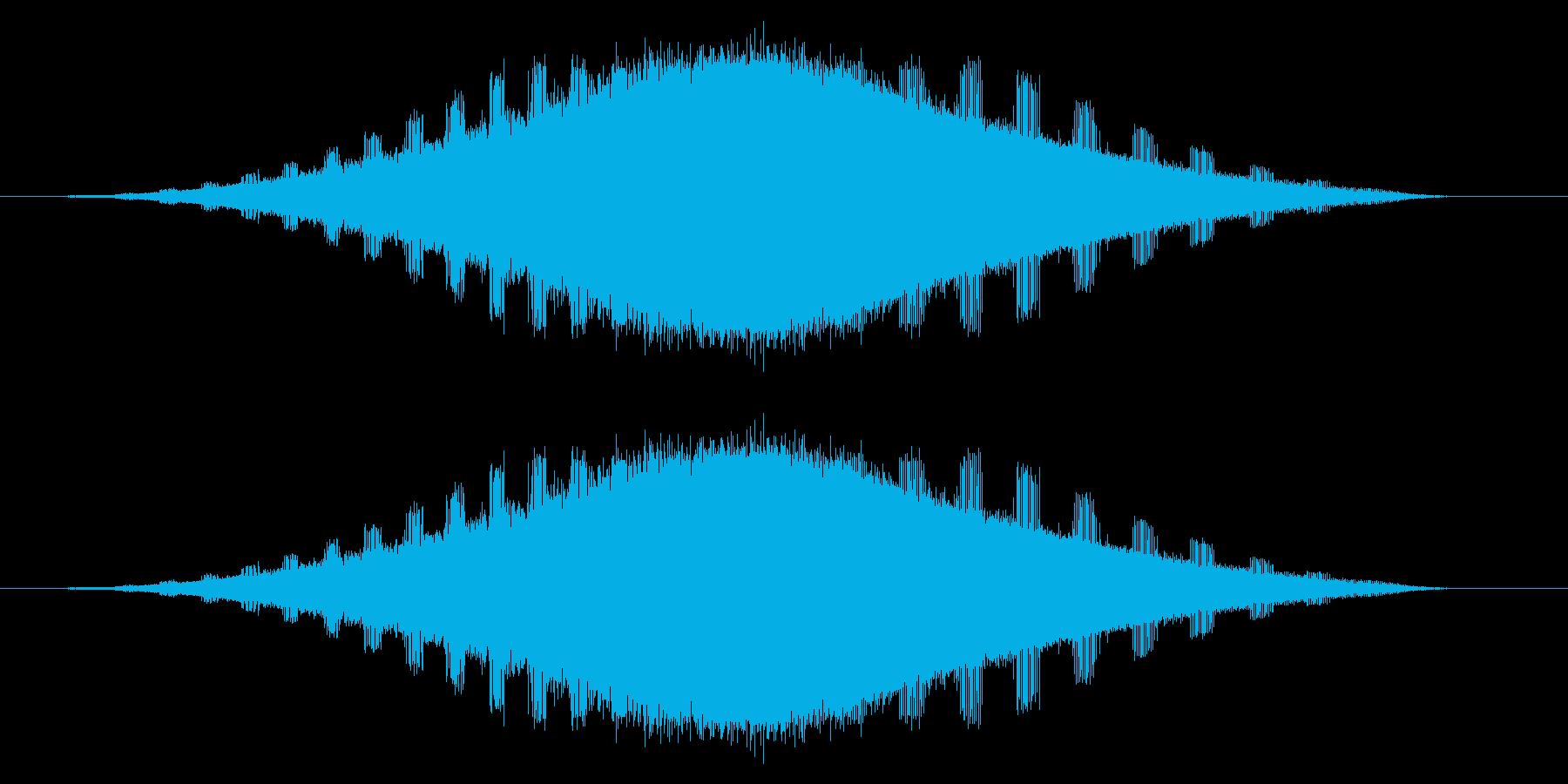 GB レースゲーム01-01(通過) の再生済みの波形