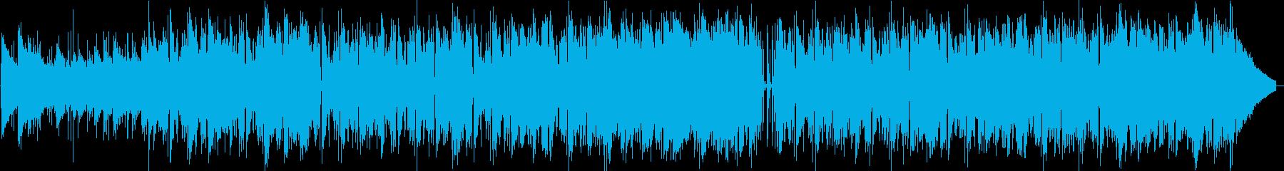 洗練された大人のムーディージャズの再生済みの波形