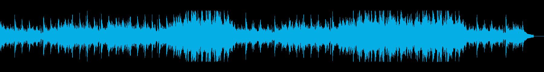 【リズム抜き】映像向きのしっとり爽やかなの再生済みの波形