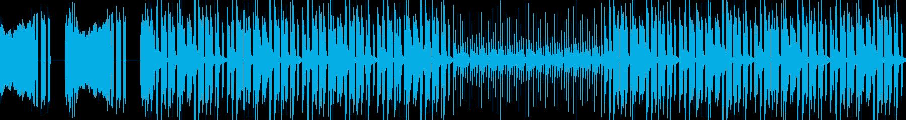【軽快で楽しげオルガンJAZZ】の再生済みの波形