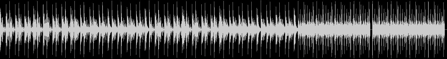 148bpm、Ab-min、不思議な感じの未再生の波形