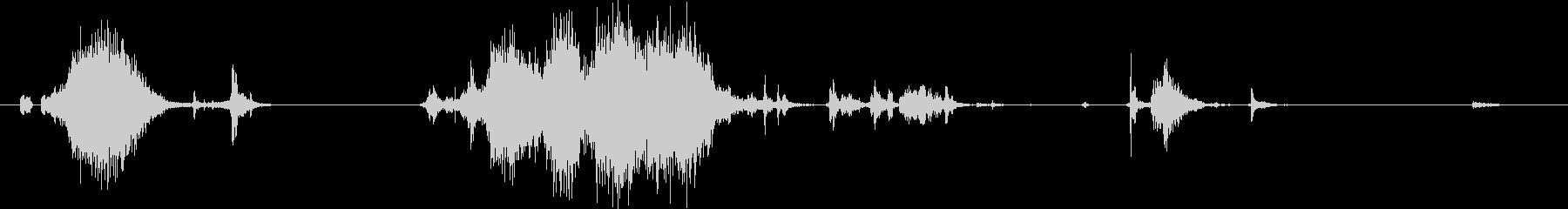 【銃】カチャッ!リロード音01【FPS】の未再生の波形