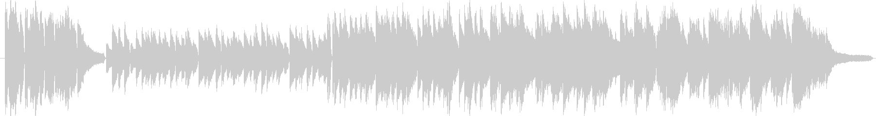 ラジオ体操風です。ピアノのみ テンポの…の未再生の波形