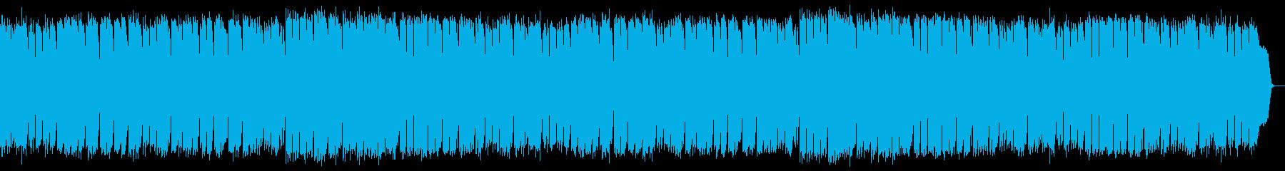 ほんわかしたお昼寝時に合うSAXのワルツの再生済みの波形