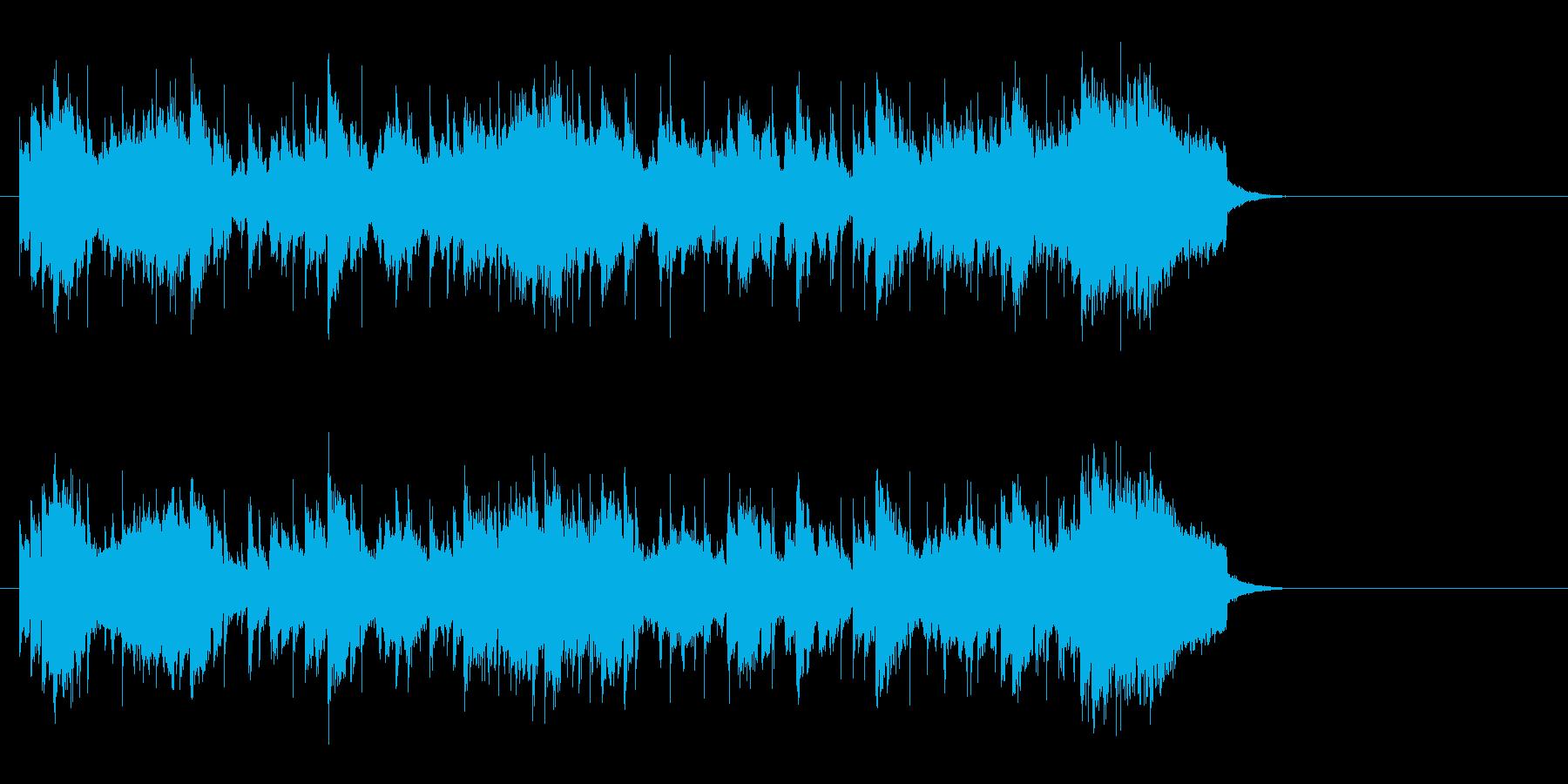 ナイト&グルーヴ アダルト・サウンドの再生済みの波形