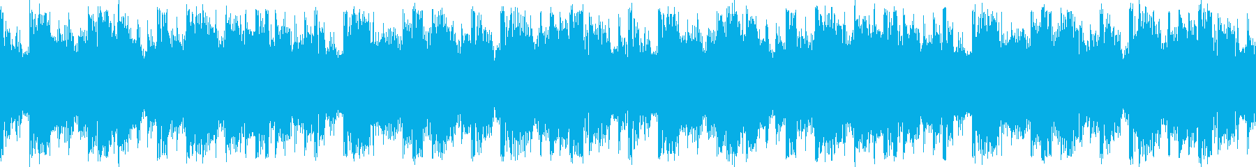 ファンタジーRPG・ダンジョン・メニュ…の再生済みの波形