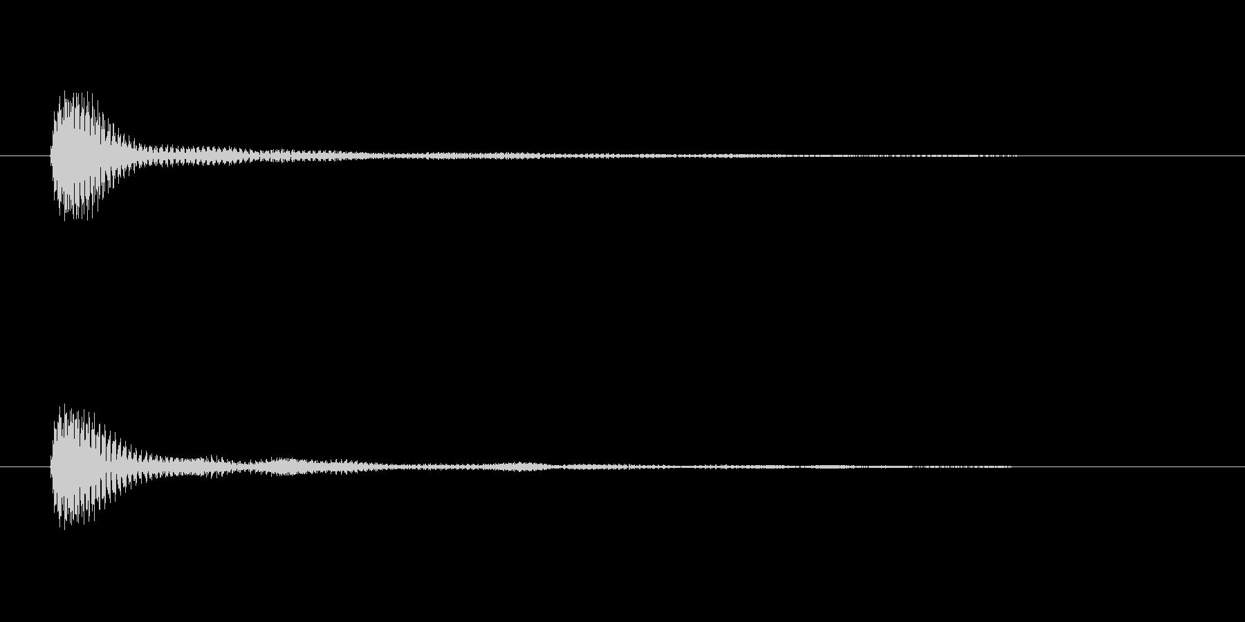 【サイバー06-4】の未再生の波形
